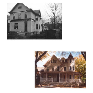 Before and After Home Renovation 1