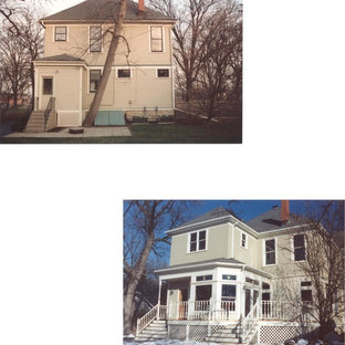 Before and After Home Renovation 3